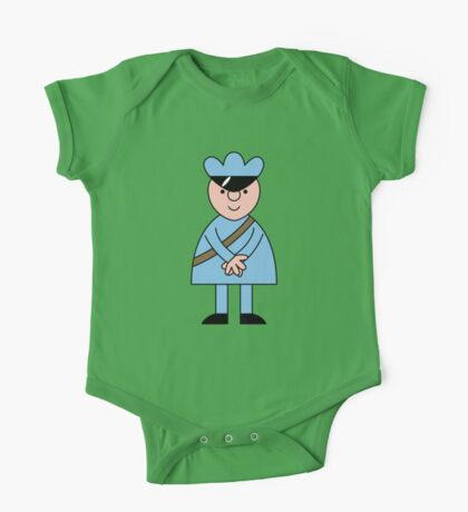 NDVH Frank the Postman Kids Clothes