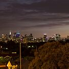 Northcote City View by Sherene Clow