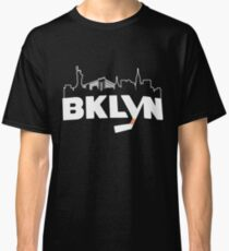 Brooklyn Islanders New York Logo Classic T-Shirt