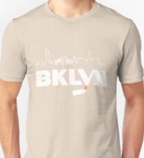 Brooklyn Islanders New York Logo T-Shirt