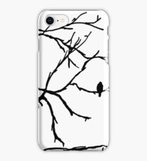 After the Storm Original Pen and Ink Drawing iPhone Case/Skin