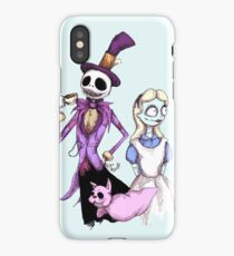 Nightmare In Wonderland iPhone Case/Skin