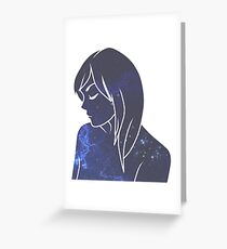 Feel the Cosmos Greeting Card