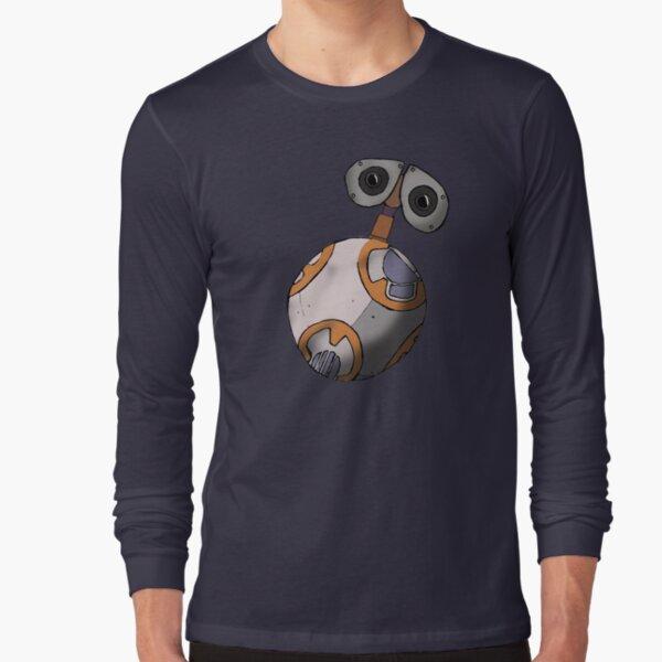 Wall-8 Long Sleeve T-Shirt