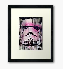 pop trooper Framed Print