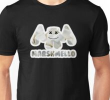 Marshmellow design with stroke Unisex T-Shirt