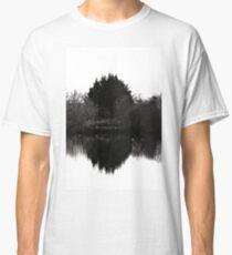 winter days refelction Classic T-Shirt