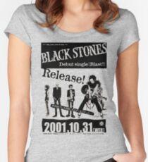 Nana - Blast Debut Single Women's Fitted Scoop T-Shirt