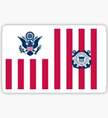 ٍEnsign of the United States Coast Guard Sticker