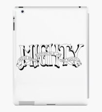 Impossible is Mighty iPad Case/Skin