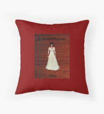 Lizzy Bennet from Pride and Prejudice Throw Pillow