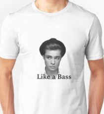 Chuck Bass: Like a Bass Unisex T-Shirt