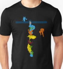 Games Done Quick-Save the Knights Unisex T-Shirt