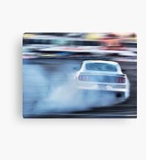 2015 Ford Mustang Canvas Print