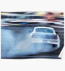 2015 Ford Mustang Poster