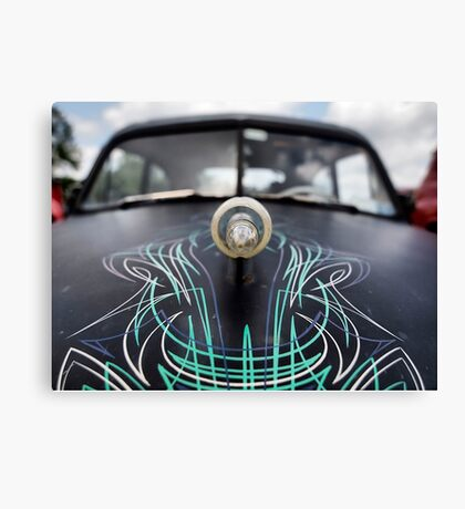 Kaiser Motors Canvas Print