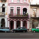 Three Wagons, Havana by ponycargirl