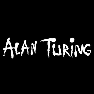 Alan Turing / Alice In Chains (Monsters of Grok) by amorphia