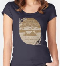 Minnie's Haberdashery Women's Fitted Scoop T-Shirt