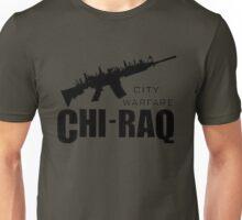 chiraq city warfare Unisex T-Shirt