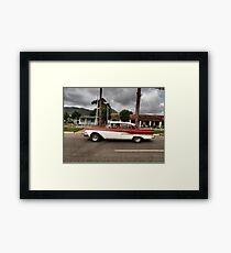 '58 Ford - Vinales Framed Print