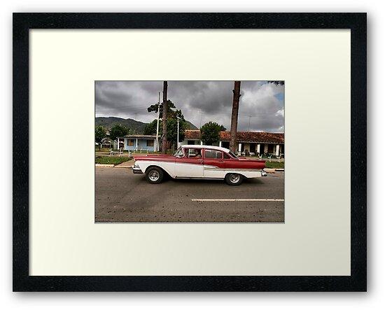 '58 Ford - Vinales by ponycargirl