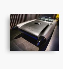 Cyclone Concept Car Canvas Print