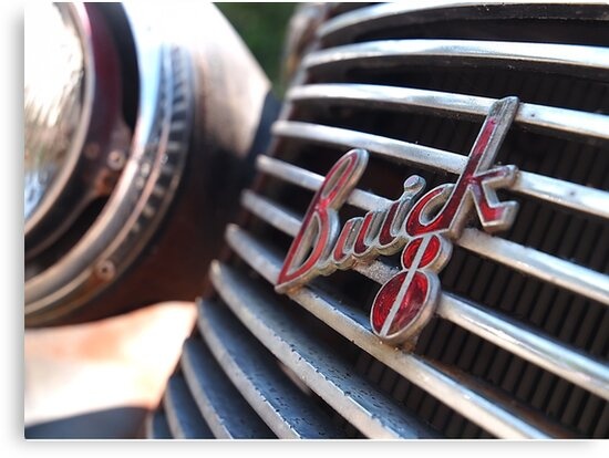 Buick 8 Badge by ponycargirl