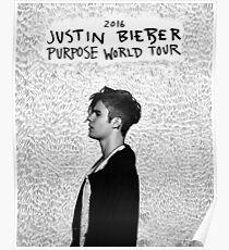 Purpose World Tour 2016 Poster