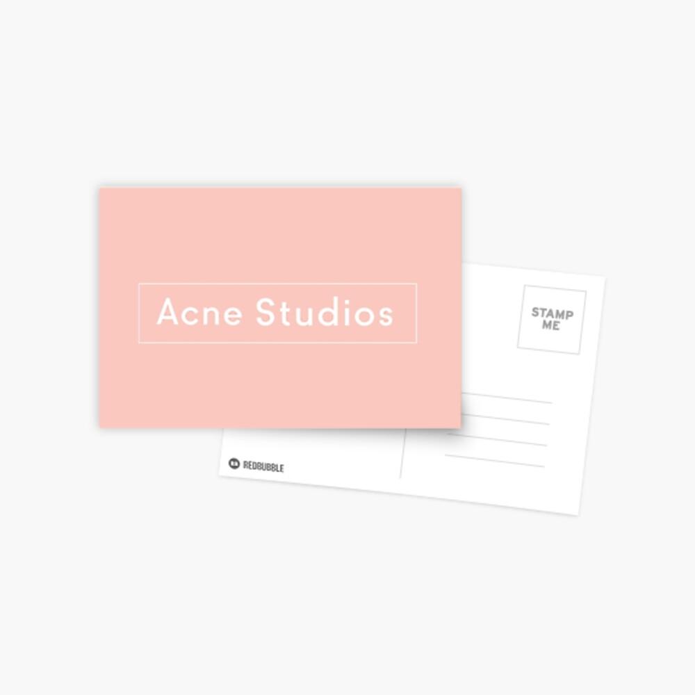 Akne-Studios Postkarte