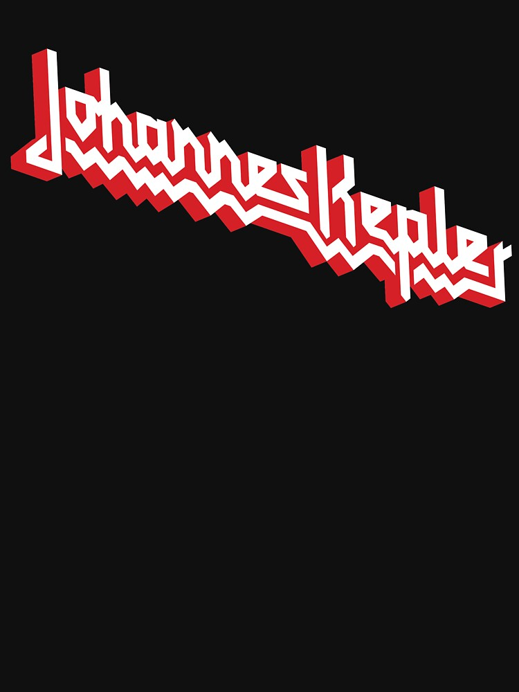 Johannes Kepler / Judas Priest (Monsters of Grok) by amorphia