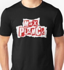 Max Planck / Sex Pistols (Monsters of Grok) T-Shirt
