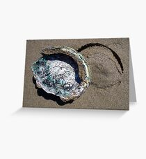 Mother'O Pearl Greeting Card