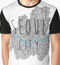 SEOUL city Graphic T-Shirt