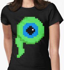 Jacksepticeye Logo - Septic Sam 8bit Women's Fitted T-Shirt