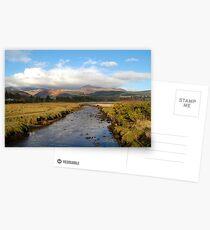 Goatfell, Isle of Arran Postcards