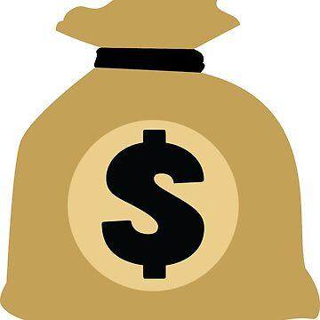 Moneybag by artpolitic