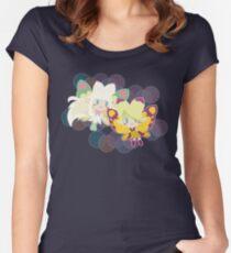 Eos & Selene - Anybody need some healing? Women's Fitted Scoop T-Shirt