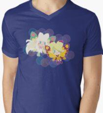 Eos & Selene - Anybody need some healing? Men's V-Neck T-Shirt