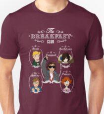 Club de desayuno del sábado Camiseta unisex
