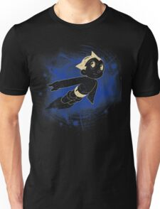 The boy made of machine Unisex T-Shirt