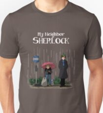 My Neighbor Sherlock Unisex T-Shirt
