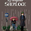 «Mi vecino sherlock» de trillianmc