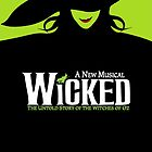 Wicked Broadway Musical - Untold Story about Wizard Of Oz - T-Shirt by willchampion