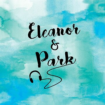 Eleanor and Park Watercolor by buttermybooks