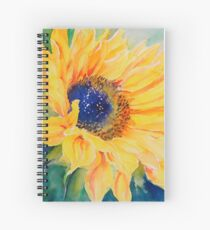 Sunburst #2 Spiral Notebook