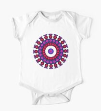 Plasma Sphere Pattern Kids Clothes