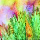 Green Path Peekaboo by Suz! Designs