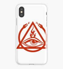 The Order of the Triad - The Venture Brothers iPhone Case/Skin