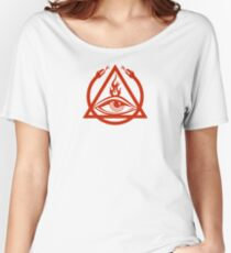 The Order of the Triad - The Venture Brothers Women's Relaxed Fit T-Shirt